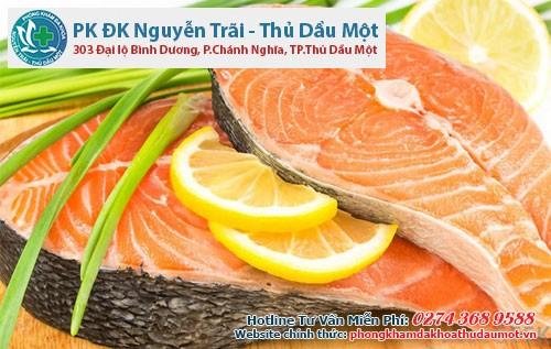 Các loại câ là một nguồn cung cấp omega-3 dồi dào