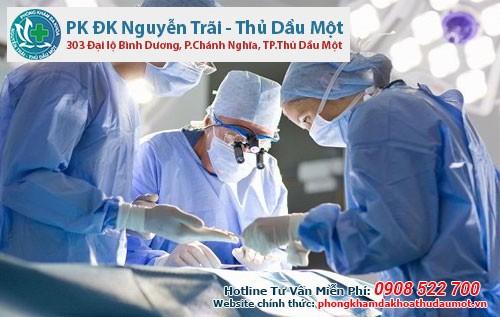 Phá thai an toàn ở Đa khoa Nguyễn Trãi - Thủ Dầu Một