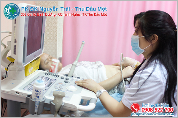 Phá thai an toàn tại Phòng khám Đa khoa Nguyễn Trãi - Thủ Dầu Một