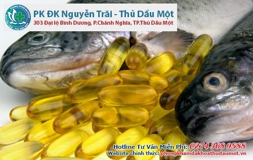 Cá và dầu cá có nhiều chất béo tốt cho da