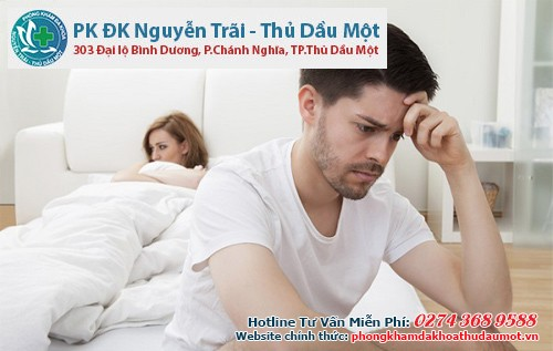 Tác hại của STRESS trong việc suy giảm chức năng tình dục