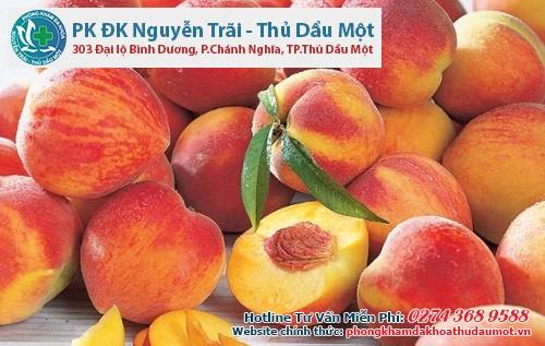 Thai phụ ăn đào, dứa và ốc gây sinh non, nguy cơ trẻ câm điếc đúng không?