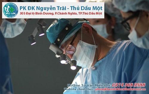 Phòng khám Nguyễn Trãi - Thủ Dầu Một có uy tín trong việc điều trị bệnh u xơ tử cung