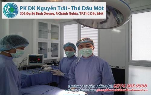 Phòng khám Thủ Dầu Một điều trị bệnh có uy tín - chất lượng