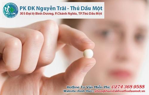 Uống thuốc tránh thai hàng ngày sau khi phá thai bằng thuốc