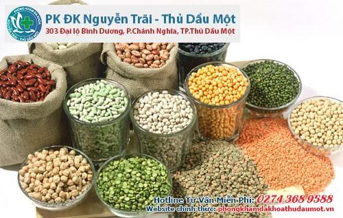 Ngũ cốc là loại hạt rất tốt cho sức khỏe của con người