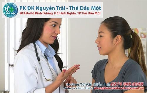 Phòng khám phụ khoa Thủ Dầu Một chuyên khám các bệnh lý phụ khoa