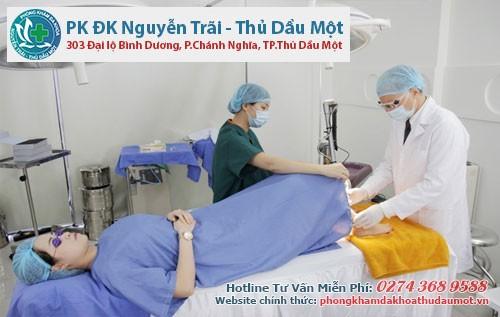 Chất lượng bệnh viện phụ khoa tư nhân Bình Dương - Đồng Nai