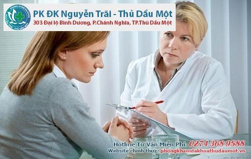 Nên khám viêm âm đạo  ở đâu Bình Thuận - Bình Dương - Bình Định?