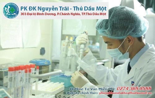 Xét nghiệm viêm âm đạo ở Thủ Dầu Một hết bao nhiêu tiền?