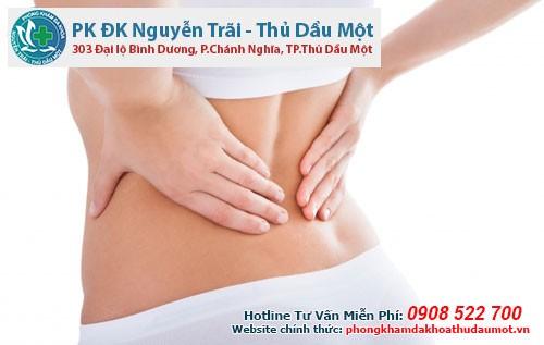 Mách bạn cách khắc phục tình trạng đau lưng khi đặt vòng tránh thai
