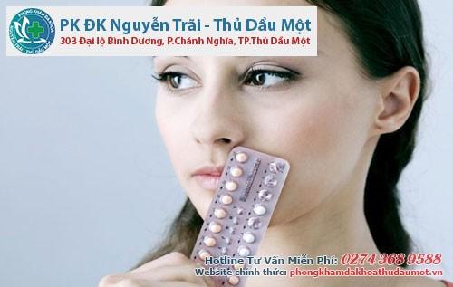 Thuốc có thể gây ra tác dụng phụ là đau tức ngực, khó thở
