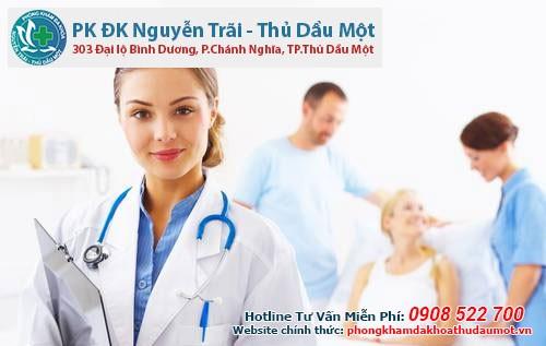 Đa khoa Nguyễn Trãi - Thủ Dầu Một là bệnh viện phá thai uy tín kín đáo ở Bình Dương