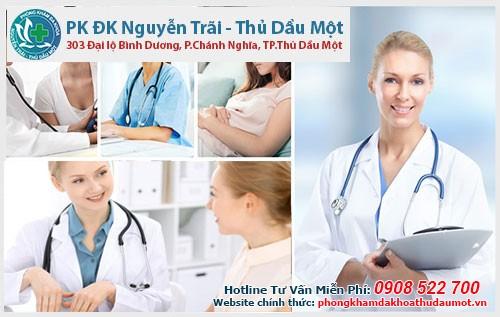 Phòng khám Đa khoa Nguyễn Trãi - Thủ Dầu Một đình chỉ thai uy tín hàng đầu