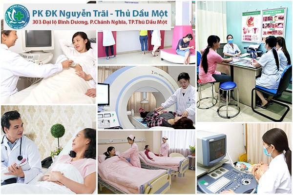 Đa khoa Nguyễn Trãi - Thủ Dầu Một thực hiện đình chỉ thai an toàn bằng tại Bình Dương