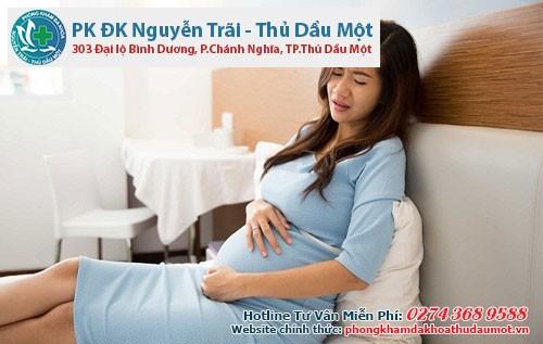 Có thai 10 tuần tuổi phá bằng cách nào?