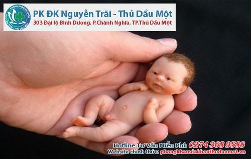 Vô sinh là hậu quả việc phá thai bằng thuốc thường gặp