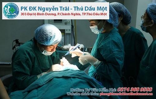 Địa chỉ phẫu thuật thu hẹp âm đạo uy tín ở Thủ Dầu Một - Bình Dương