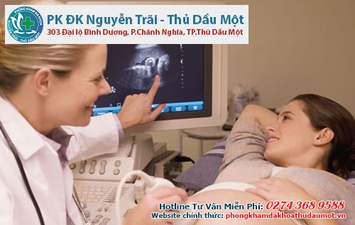 Địa chỉ siêu âm thai nhi ở đâu tại Bình Dương Đồng Nai?