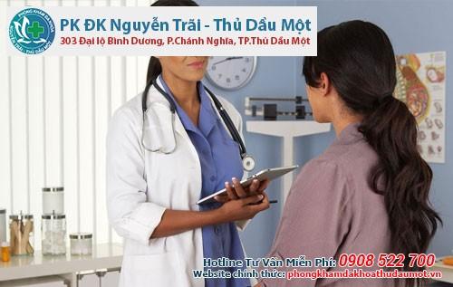 Chi phí khám phụ khoa tại Đa khoa Nguyễn Trãi - Thủ Dầu Một phụ thuộc nhiều yếu tố