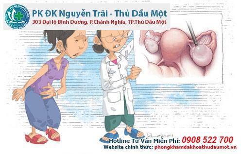 Nguy hại của bệnh tăng sinh viêm niêm mạc tử cung