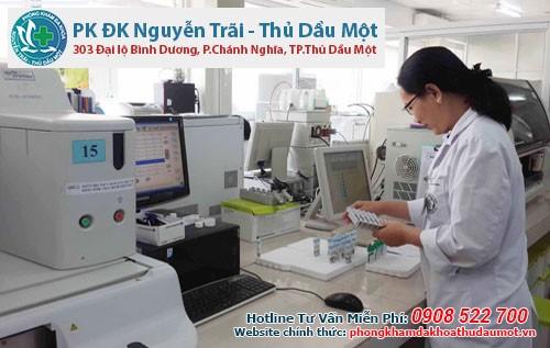 Điều trị nhiễm trùng nấm Candida tại Đa khoa Thủ Dầu Một
