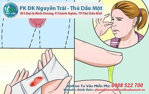 Polyp cổ tử cung bị chảy máu nên làm gì?