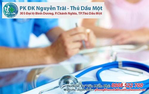 Đa khoa Nguyễn Trãi - Thủ Dầu Một - Địa chỉ điều trị viêm cổ tử cung hiệu quả