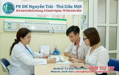 Tìm kiếm địa chỉ phòng khám sản phụ khoa ở Thủ Dầu Một uy tín