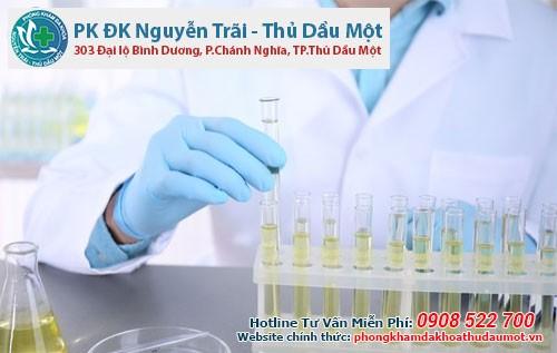 Xét nghiệm nước tiểu giúp phát hiện bệnh liên quan đến thận và đường tiểu