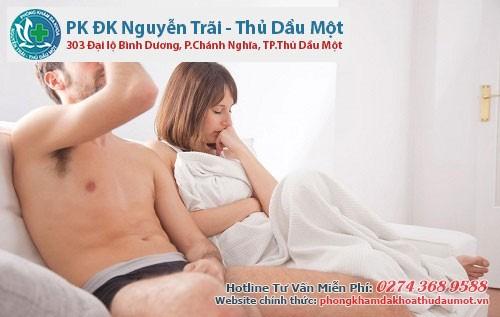 Quan hệ tình dục là nguyên nhân chính gây rách màng trinh