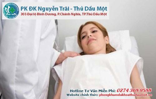 Điều trị viêm nhiễm phụ khoa tại cơ sở y tế uy tín đảm bảo sức khỏe