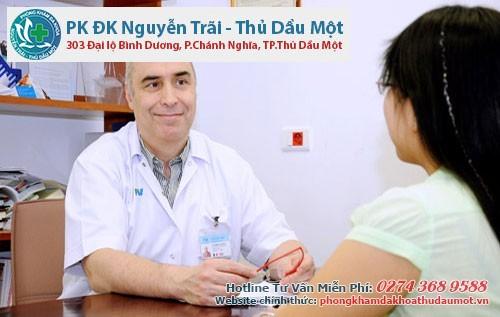 Chi phí điều trị viêm âm đạo ở Thủ Dầu Một- Bình Dương