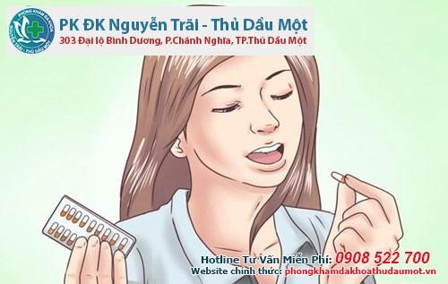 Những loại thuốc đặt bệnh huyết trắng mà chị em nên chú ý