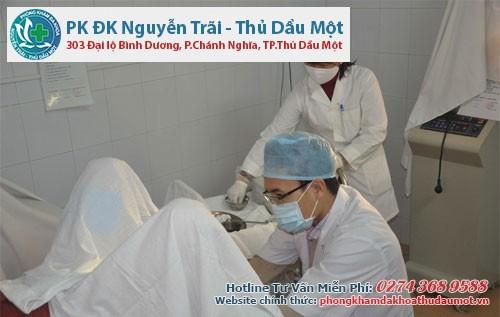 Nơi điều trị ngứa vùng kín nữ giới Thủ Dầu Một - Tây Ninh