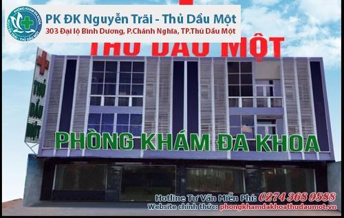 Bệnh viện tư nhân Thủ Dầu Một- nơi điều trị viêm ống dẫn trứng uy tín