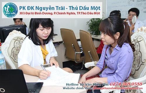 Điều trị hiệu quả viêm niệu đạo ở phụ nữ tại Đa Khoa Thủ Dầu Một