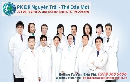 Phòng khám Nguyễn Trãi - Thủ Dầu Một là địa chỉ có uy tín và chất lượng