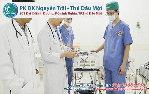 Đa khoa Nguyễn Trãi - Thủ Dầu Một là địa chỉ điều trị bệnh có uy tín
