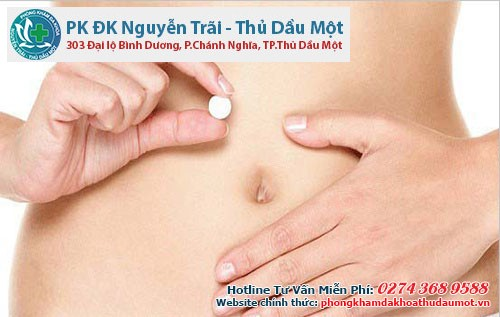 Thuốc đặt viêm lộ tuyến cổ tử cung cần được sử dụng