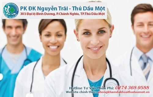 Phòng khám Đa khoa Nguyễn Trãi - Thủ Dầu Một xứng đáng để bạn lựa chọn