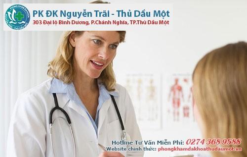 Nguyên nhân và triệu chứng viêm lộ tuyến cổ tử cung