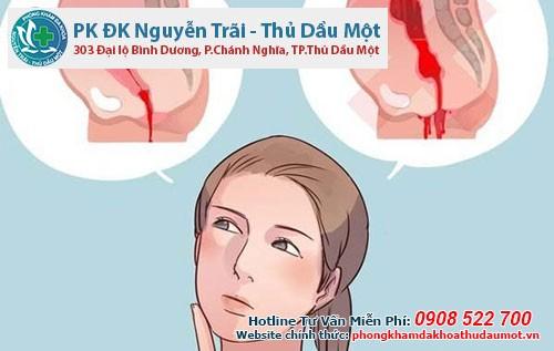Tìm hiểu về tình trạng polyp cổ tử cung bị chảy máu