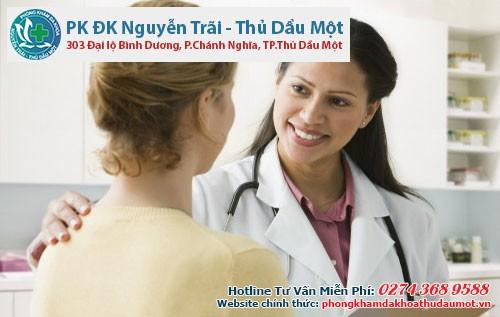 Viêm lộ tuyến cổ tử cung phải làm sao?