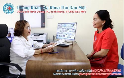 Phòng khám Nguyễn Trãi - Thủ Dầu Một sẽ tư vấn cho bạn phương pháp phù hợp